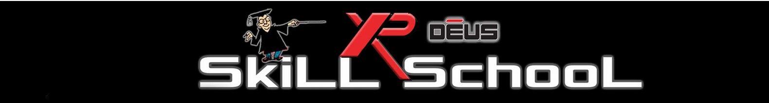 XP Deus Skill School | The best way to learn metal detecting is by watching videos